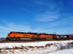 BNSF 7400